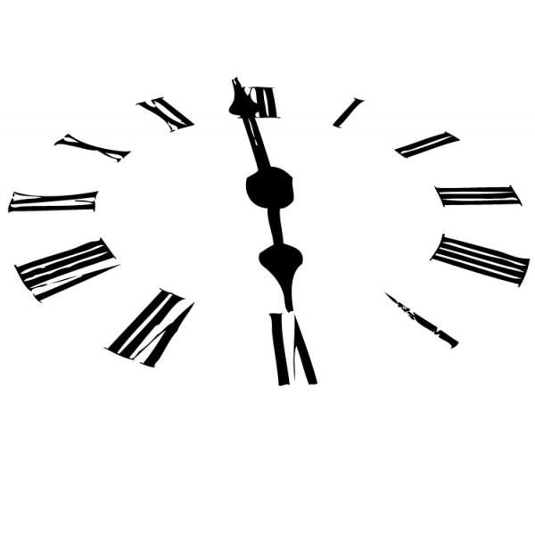 tampon Horloge n°2