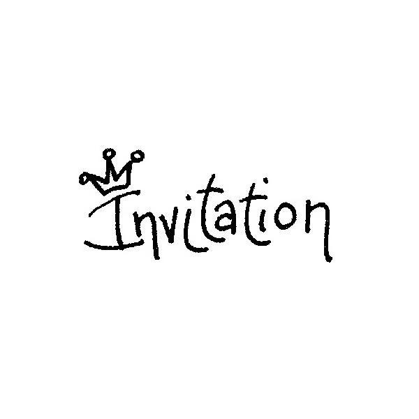 tampon Invitation