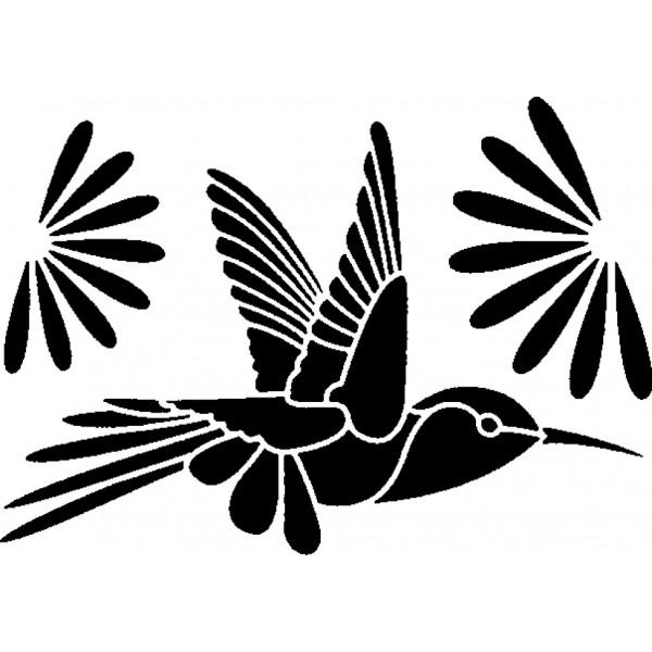 tampon Colibri n°1