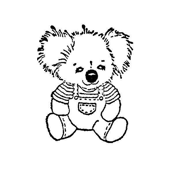 tampon Koala