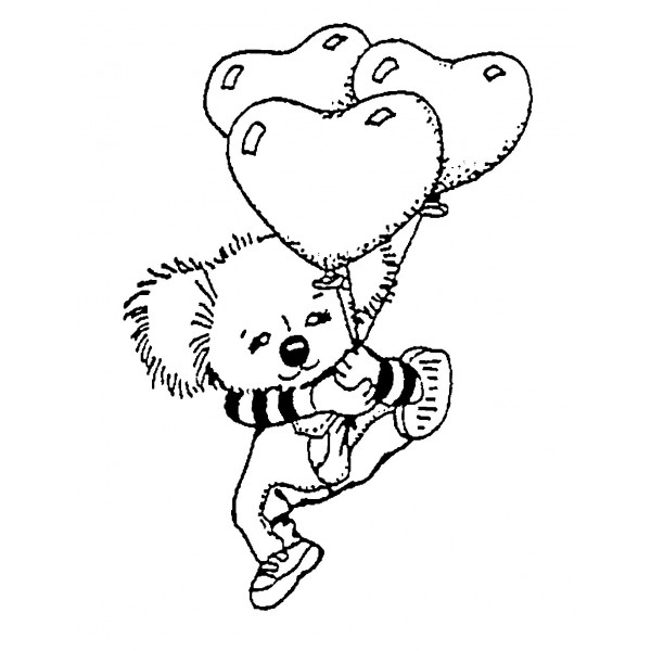 tampon Koala footballeur