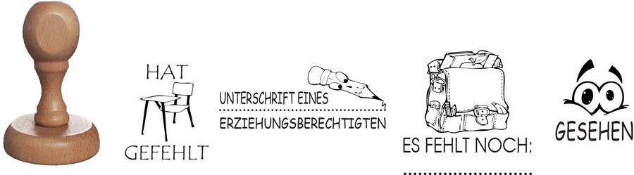 Pack 4 tampons évaluations allemandes 4