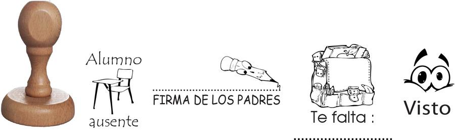 Pack 4 tampons évaluations espagnoles 4