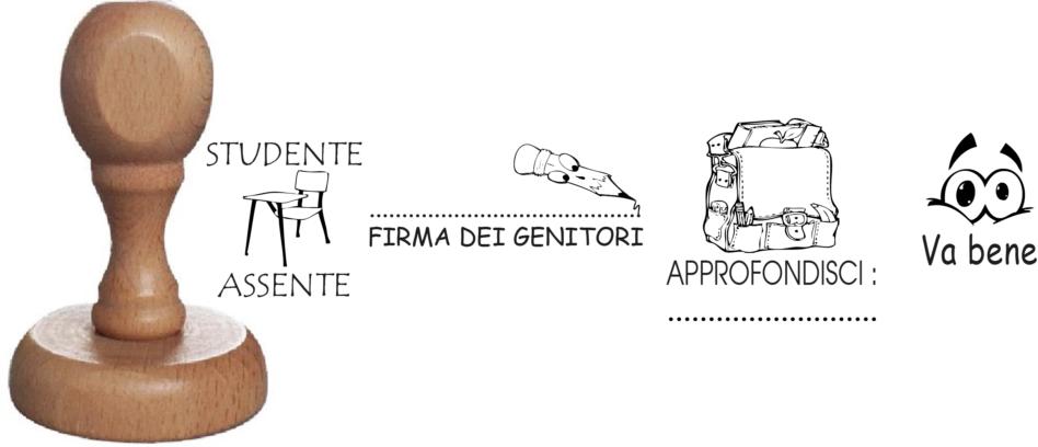 Pack de 4 tampons évaluations italien 4