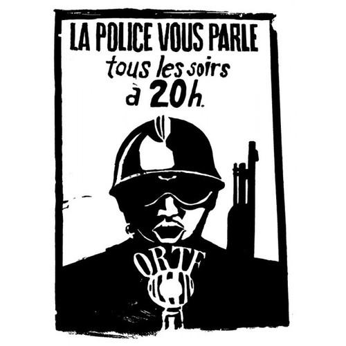tampon La police vous parle