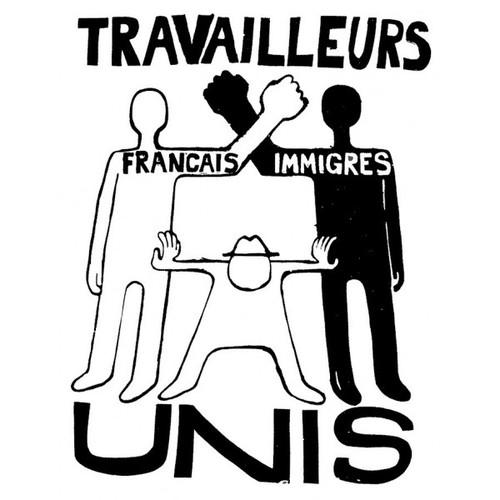 tampon Travailleurs unis