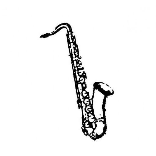 tampon Saxophone