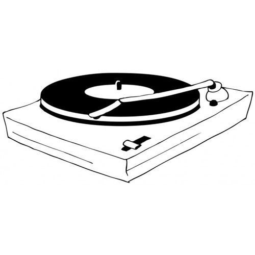 tampon Tourne disque