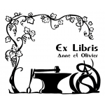 Ex-libris à personnaliser
