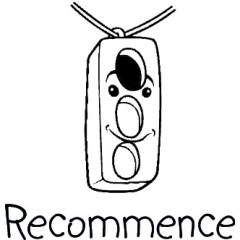 tampon n°103: Recommence