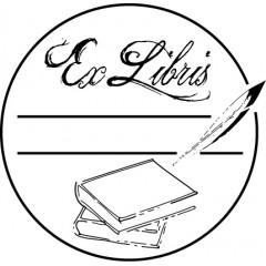 tampon Ex Libris