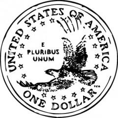 tampon Pièce de monnaie