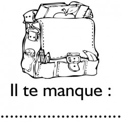 tampon n°178: Il te manque ... 35x35 mm