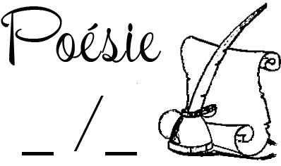 Tampon en bois Poésie n°247