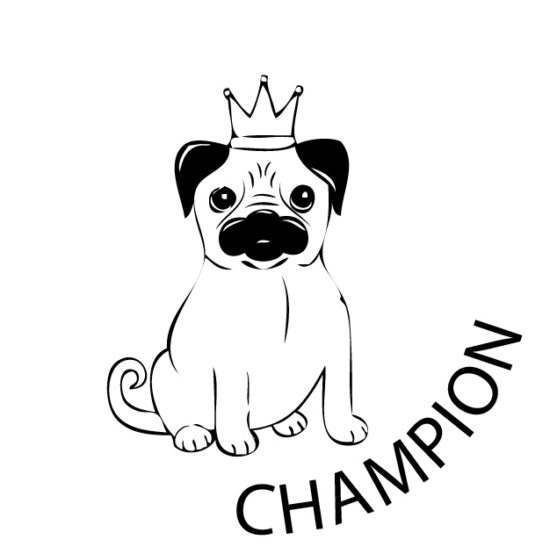 Tampon en bois Champion n°286