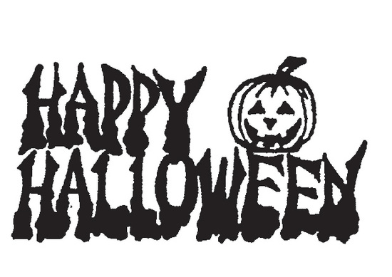 tampon Happy Halloween