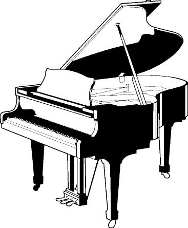 tampon Piano