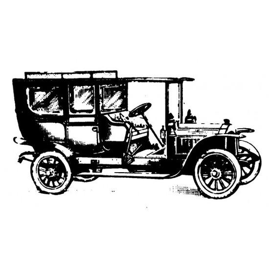 tampon Automobile