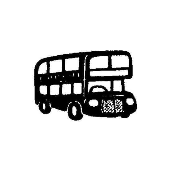 tampon Bus Londonien