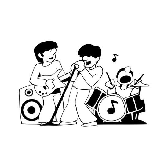 tampon Groupe de rock