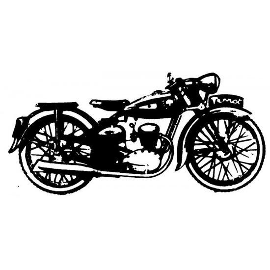 tampon Moto