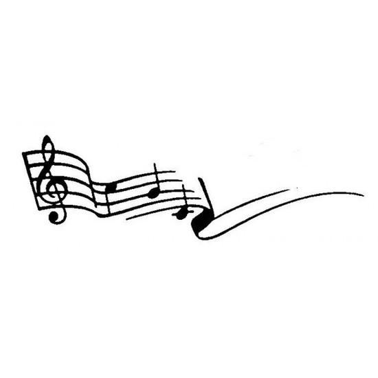 tampon Notes de musique