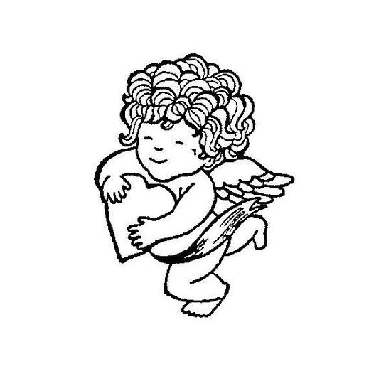 tampon Petit ange n°1
