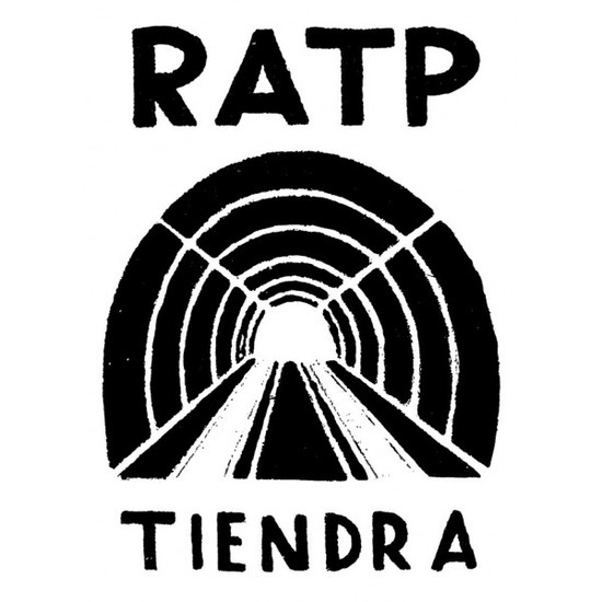 Tampon en bois RATP