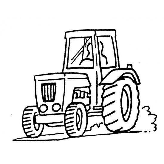 tampon Tracteur