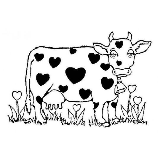 tampon Vache n°1