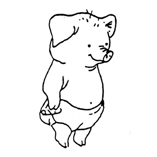 tampons Petit cochon